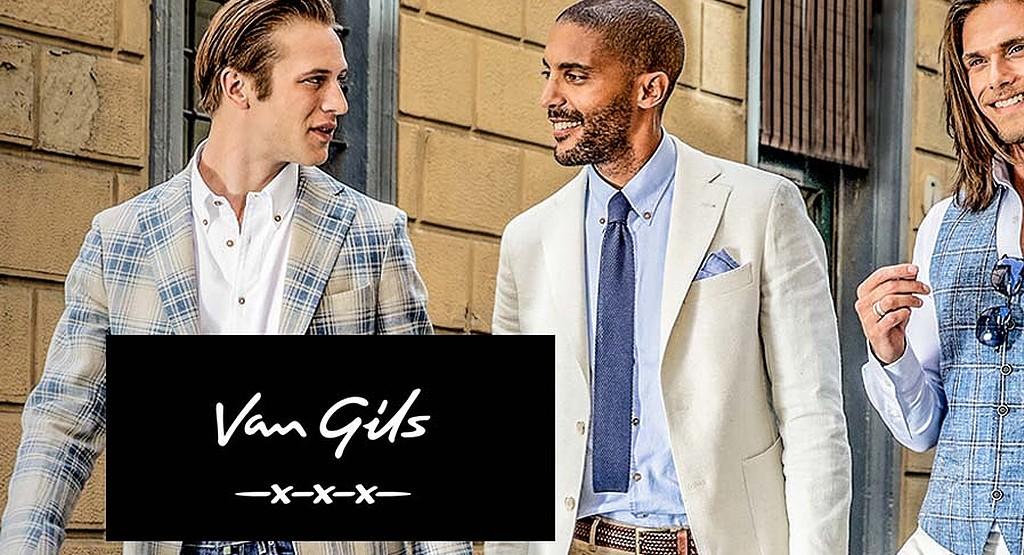 Samenwerking Van Gils Fashion