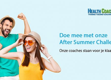 After Summer Challenge, starten kan t/m 15 september