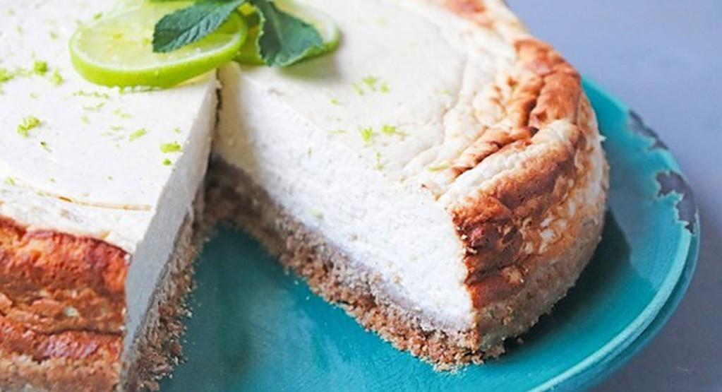Een feestelijk ontbijt: breakfast cheesecake
