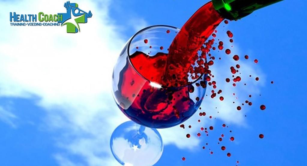 Drink minder alcohol voor een fitter leven