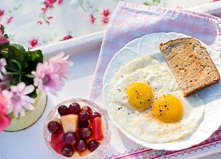Is ontbijten nodig bij afslanken?