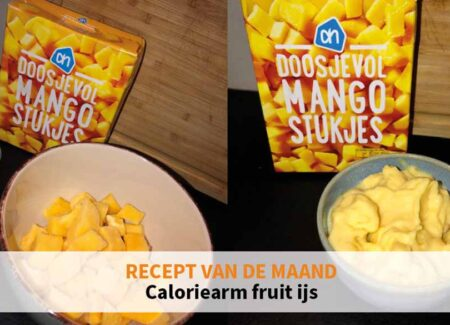 caloriearm fruitijs